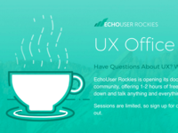 UX Office Hours is Live!