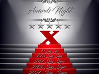 Awards Dinner night poster