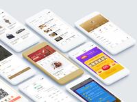 A shopping app