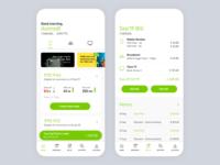 Starhub App Design