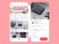 Carousell App Design