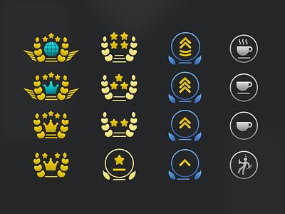 Ranks for CS:GO (Oldboys.gg) icons cs:go ranks ranking system