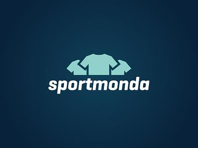 Sportmonda Logo team sports colors sportmonda design logo