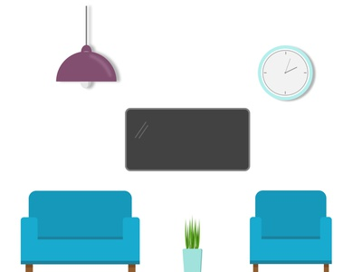 Office waiting room illustration illustrations branding vector illustrator art illustraion design