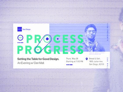 Process of Progress w/ Dan Mall