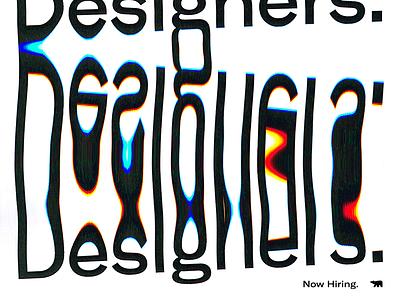 We're Hiring skew opportunity job design agency san diego designers hiring