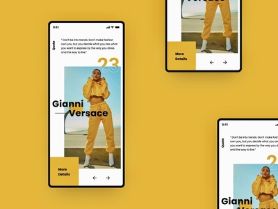 Fashion Quote App