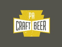 PA Craft Beer Logo - Color