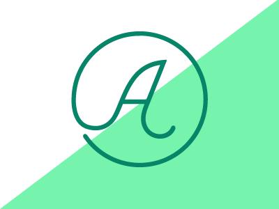 Logo Mark branding typography type vector logo brand