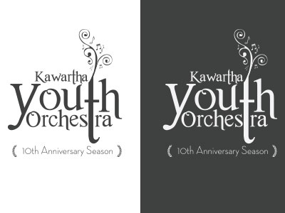 KYO Logo logo youth orchestra music whimsy