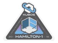 Hamilton 1 Space Patch
