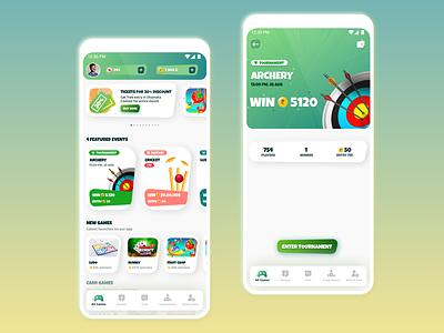 Gaming app archery mobile app gaminglogo gaming game gaming app