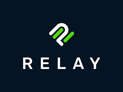 [2017] Relay - Brand identity design logo brand identity design brand identity branding