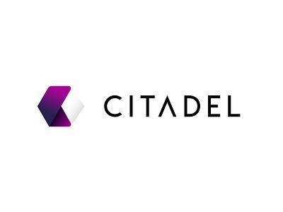 [2018] Citadel - Brand identity design cryptocurrency logo brand identity brand identity design branding