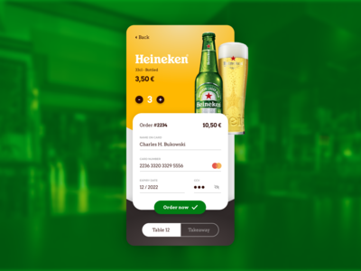 Credit Card Checkout (Daily UI #002)