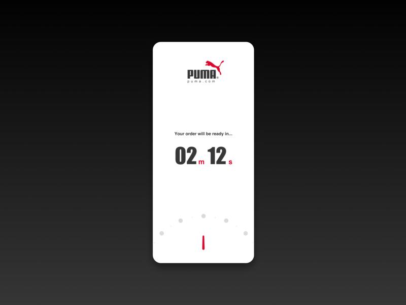 Countdown Timer (Daily UI #014) minimalist dailyui 014 dailyui014 daily ui 014 timer countdown mobile app mobile design ux ui concept app uxdesign uidesign 2d daily ui ux design ui design dailyui