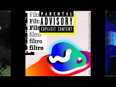 Cover Art for 'Filtro' by Base