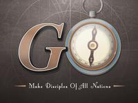 """Go"" Sermon Series"