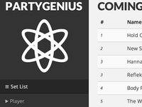 Partygenius 2nd Draft