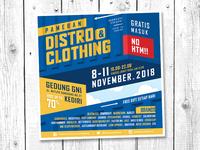 Poster Event Kediri November 2018