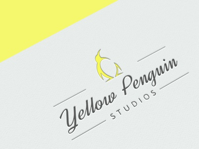 The Yellow Penguin