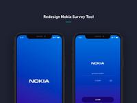 Nokia survey tool