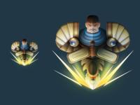 Garen - Symmetrical Champions