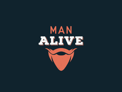 """Man Alive"" - Vintage Grooming company"