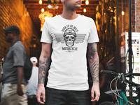 Motorcycle Club Vintage Design
