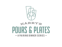 Dinner Event Series Logo Concept