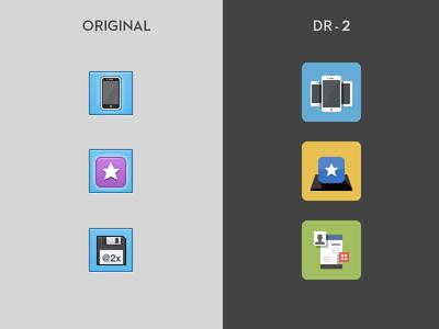 DR-2 icon refresh