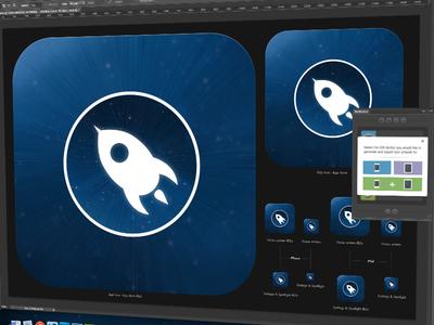 iOS icon workflow - DR2