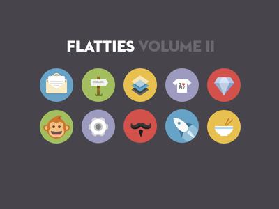 Flatties Vol 2