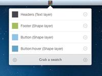 Swatch Mac App