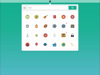 Icon Pocket - Mac App V1.0.1