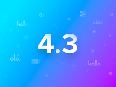 Blocs 4.3 website builder design tool web app mac