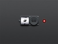 Damaged GUi - Scroll Button