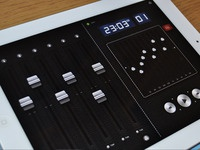 Mixer App GUi