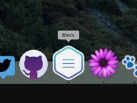 New Blocs Beta App Icon