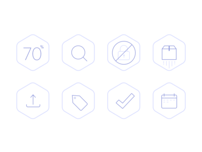 Clean Icons - Blocs
