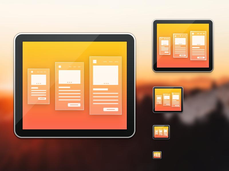 Solis app icon all sizes
