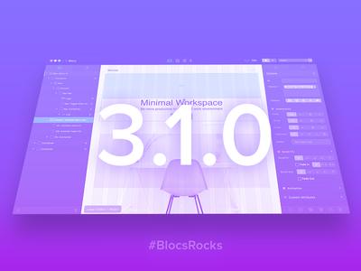 Blocs 3.1.0