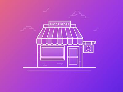 The Blocs Store