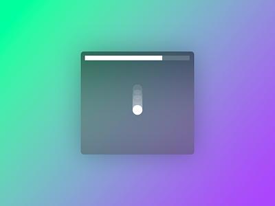 Scroll Progress Bric Component component ui progress scroll design web bric blocs