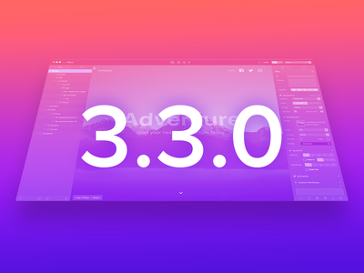 Blocs 3.3 ui app mac webdesign