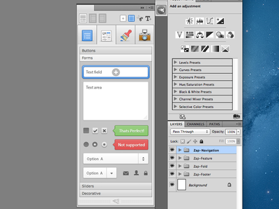 Making Forms