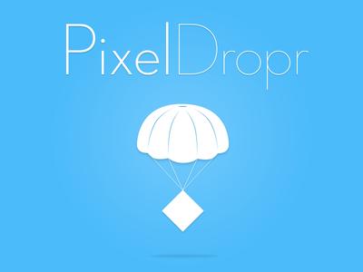 Pixel Dropr aka Pez Dispenser