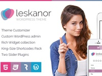 Leskanor WP Theme