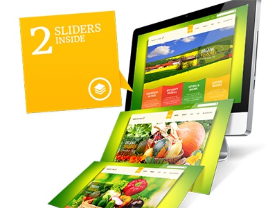 Agriculture wordpress theme  6