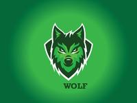 Esports Wolf by Wushu